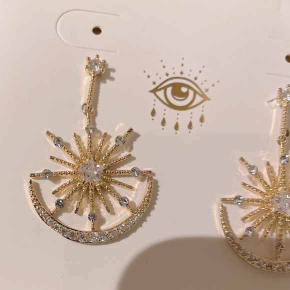 North Star Earring Set